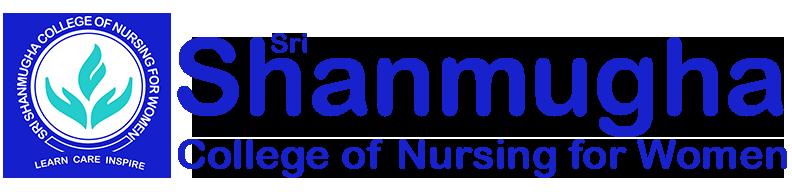 Shanmugha Nursing Logo